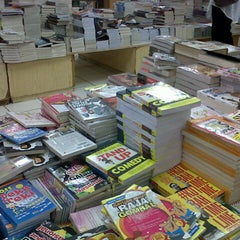 Photo taken at Gramedia by isca a. on 10/13/2012