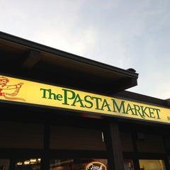 Photo taken at The Pasta Market by Jeremy T. on 3/14/2013