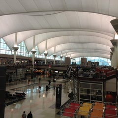 Photo taken at Denver International Airport (DEN) by Mike B. on 11/24/2013
