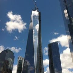 Photo taken at National September 11 Memorial & Museum by MissyAnnL on 5/26/2013