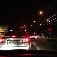 Photo taken at แยกประชานุกูล (Prachanukun Intersection) by ShowpowMay J. on 2/18/2014