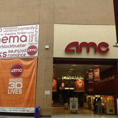 Photo taken at AMC Cinema by Shanie on 6/30/2013