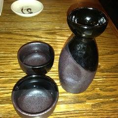 Photo taken at Samurai Sushi by Erica H. on 12/20/2012