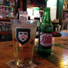 Photo taken at Lynagh's Irish Pub and Grill by Bryan S. on 4/22/2014