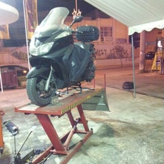 Photo taken at Tyre Shop by John S. on 12/6/2012