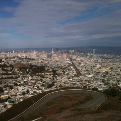 Photo taken at Twin Peaks Summit by Joey W. on 10/21/2012