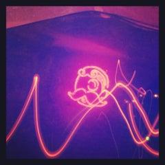 Photo taken at Manny & Olga's Pizza by Barka S. on 10/26/2012