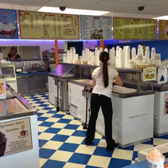 Photo taken at Ralph's Italian Ices by Ross D. on 5/7/2013