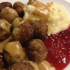 Photo taken at IKEA Restaurant by Lauren F. on 5/5/2013