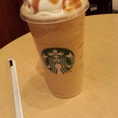 Photo taken at Starbucks by Alan P. on 1/16/2014