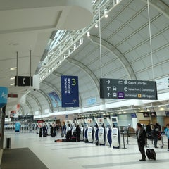 Photo taken at Terminal 3 by Anderson S. on 3/28/2013