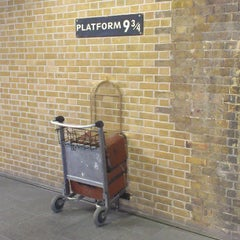 Photo taken at Platform 9¾ by Jan H. on 9/5/2013