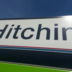 Photo taken at Hitchin Railway Station (HIT) by Joseph G. on 5/25/2013