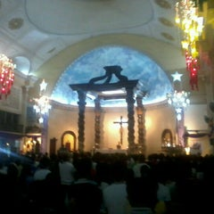 Photo taken at St. Peter's Parish by Mark Anthony P. on 12/17/2012