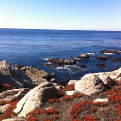 Photo taken at 17 Mile Drive by Pang*\(●ω●)/ on 11/12/2012