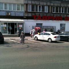 Photo taken at Таврия В by Андрей on 4/18/2013