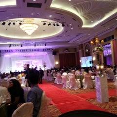 Photo taken at Marriott Putrajaya Hotel by Ahmad Rashidi Z. on 3/31/2013