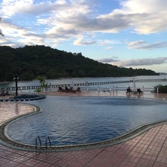 Photo taken at ระยอง รีสอร์ท (Rayong Resort) by PeacK on 8/23/2015