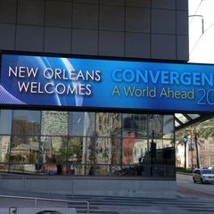 Photo taken at New Orleans Ernest N. Morial Convention Center by Tone Loc C. on 3/19/2013