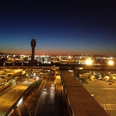 Photo taken at Phoenix Sky Harbor International Airport (PHX) by Tone Loc C. on 11/2/2013