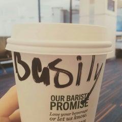 Photo taken at Starbucks by Vasily I. on 6/13/2015