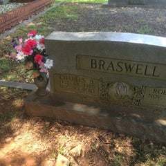Photo taken at Powder Springs Cemetary by Charlene W. on 6/14/2014