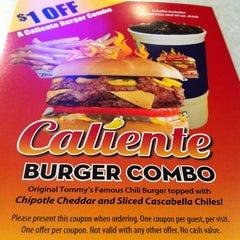 Photo taken at Original Tommy's Hamburgers by Rick G. on 4/9/2013