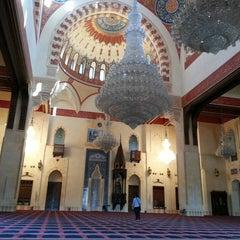 Photo taken at Mohammed Al-Amin Mosque by Muhammed Mükremin K. on 6/10/2013
