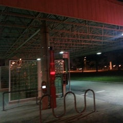 Photo taken at METRO Baytown/Maxey Rd. Park and Ride 137 / 236 by Paul C. on 4/2/2013