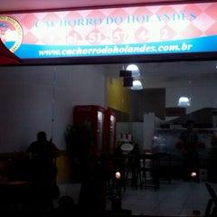 Photo taken at Cachorro do Holandês by Jeferson R. on 3/9/2013