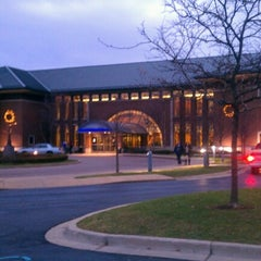 Photo taken at Clinton Macomb Public Library by Milton S. on 12/16/2012