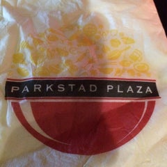 Photo taken at Wok Parkstad Plaza by Mitchell G. on 9/22/2015
