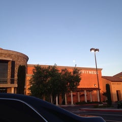 Photo taken at LA Fitness by Judy F. on 6/22/2013