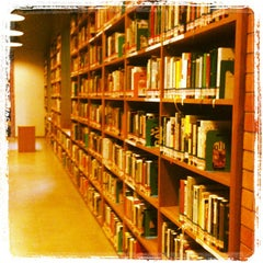 Photo taken at Freedom Institute Public Library by Farid S. on 11/24/2012