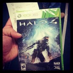 Photo taken at GameStop by Scott H. on 11/7/2012