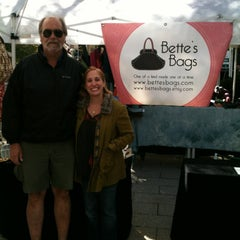Photo taken at Ballston Arts Market by Betty M. on 10/13/2012