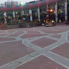 Photo taken at Ansal Plaza by Amrit on 3/26/2014