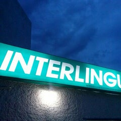 Photo taken at Interlingua by Abi B. on 9/14/2012