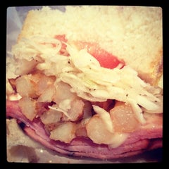Photo taken at Primanti Bros by J.P. B. on 3/17/2013