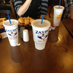 Photo taken at Zaxby's by Chris C. on 12/16/2012