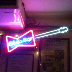 Photo taken at Ain't Nothin But...The Blues Bar by Ann G. on 11/18/2012