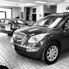 Photo taken at Barlow Buick GMC Manahawkin by Jamie G. on 1/26/2013