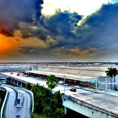 Photo taken at Fort Lauderdale-Hollywood International Airport (FLL) by Victoria G. on 3/22/2013