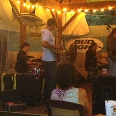 Photo taken at Thirsty Marlin Grill & Bar by Kellie on 6/30/2013