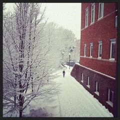 Photo taken at Smith Academic Technology Center by Vanessa W. on 2/19/2014