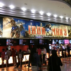 Photo taken at Reel Cinemas ريل سينما by Alexey V. on 5/2/2013