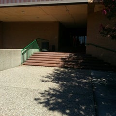 Photo taken at Physical Education Building by Mia T. on 10/29/2012