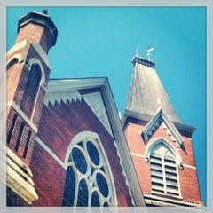 Photo taken at First Methodist Church -- Rome by Tori H. on 5/5/2013
