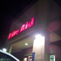 Photo taken at Rite Aid by BEAR L. on 11/26/2012