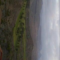 Photo taken at Sheraton Salobre Golf Resort & Spa by Juan Luis D. on 6/4/2013